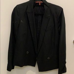 Comptoir des cotonniers blazer black size 38
